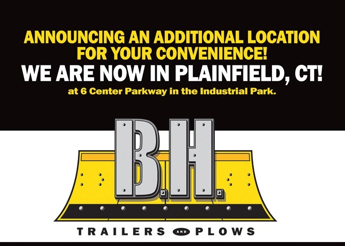 B H Trailers & Plows