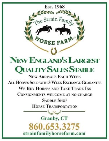 Strain Family Horse Farm